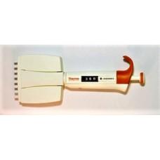 ДПМП-8-5-50, Объем дозирования 5-50 мкл, 8-канальный